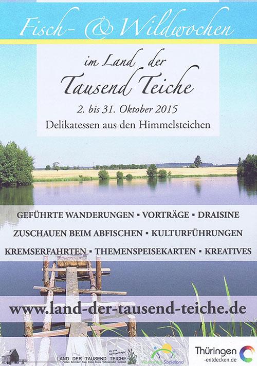 pl1 Einladung zu den Fisch  & Wildwochen im Oktober