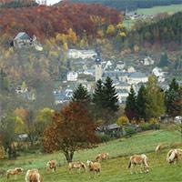 Blick auf Gräfenthal, BA Beate Graumann
