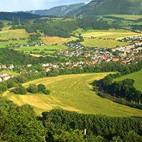 Blick auf Kaulsdorf, BA Beate Graumann