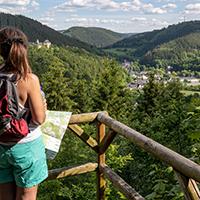 Blick von der Hochspeyerhütte/BA Sven Lemnitzer