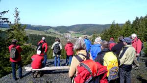 wandern111 300x169 Abenteuer Schieferland – Geowanderung in die Erdgeschichte