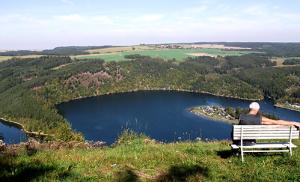 wandern3 300x182 Naturpark Thüringer Schiefergebirge/Obere Saale: Bonbon des Monats
