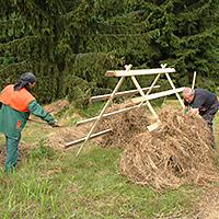 Landschaftspflege am Grünen Band, BA Peter Möller