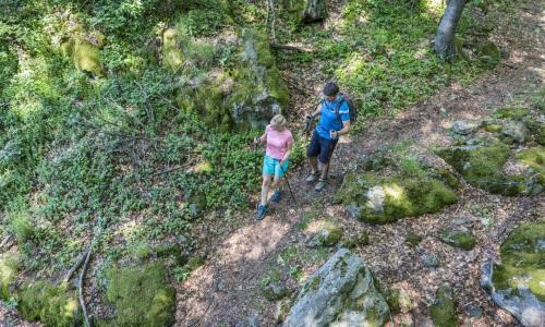 03 4 Bild Erlebnistipp Oberpfälzer Wald Wandern auf der Grenz Erlebnisrunde Foto Thomas Kujat Die Grenz Erlebnisrunde