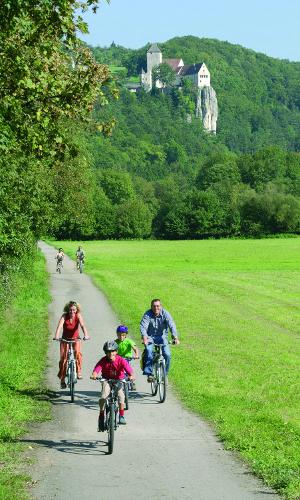 08 Radl Familie Prunn Beitrag Wertvolles Erbe – Naturpark Altmühltal