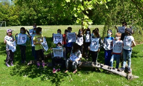 1. Naturaktionstag Grundschule Rischenau©Naturpark Teutoburger Wald Eggegebirge6 b Naturaktionstage 2021: Erster Termin im Naturpark