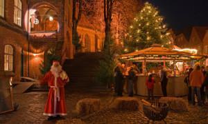 Adventsmarkt in Moelln - Copyright: VDN/Thomas Ebelt