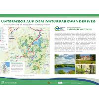 Übersichtstafel © Naturpark Westensee