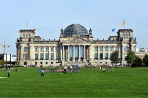 Deutscher Bundestag - Copyright: Katrin Neuhauser