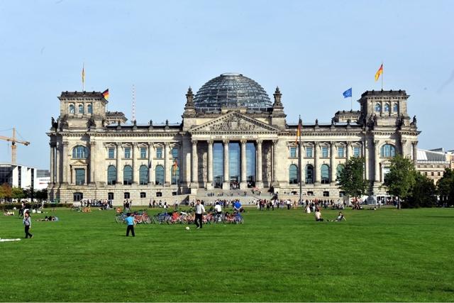 2919034 Deutscher Bundestag bearb1 Hand auf´s Herz!   Umfrage zu Naturparken bei den Fraktionen im Deutschen Bundestag