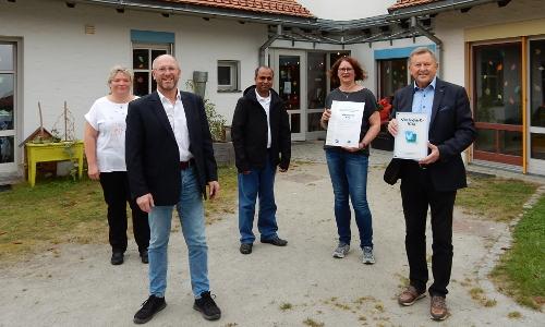 40. Naturpark Kita Kollnburg Naturpark Bayerischer Wald Evelyne Wittenzellner 1b 40. Naturpark Kita in Deutschland ausgezeichnet