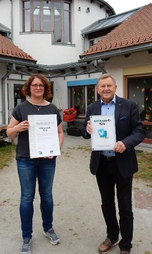 40. Naturpark Kita Kollnburg Naturpark Bayerischer Wald Evelyne Wittenzellner 2b 40. Naturpark Kita in Deutschland ausgezeichnet