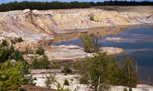 Bergbaufolgelandschaft RalfDonatb Naturpark Niederlausitzer Landrücken