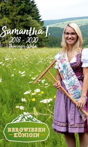 Bergwiesenkönigin Samantha I.b Samantha I.