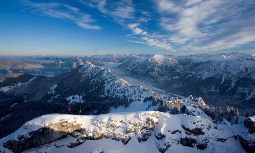 Bernd Ritschelb Skitouren, Klettern, Biken…