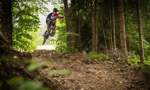 Bikepark Oberammergaub Skitouren, Klettern, Biken…
