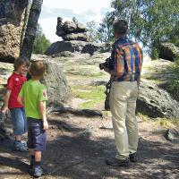 Brütende Henne - Naturpark Zittauer Gebirge - R.Pechbf