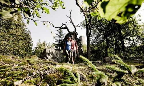 Burgruine Koppenstein beitrag Wald, Wein, Wohlfühlen – Naturpark Soonwald Nahe