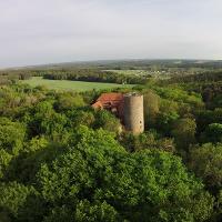 Burg Rabenstein © Naturpark Hoher Fläming