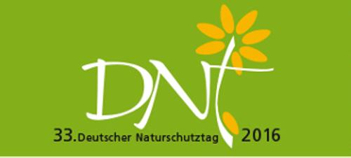 """DNT Beitrag1 """"Naturschutz und Landnutzung""""  VDN beim 33. Naturschutztag in Magdeburg"""