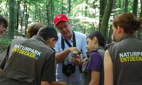 DSC 0224b In die Zukunft gedacht   Netzwerk Naturpark Schulen