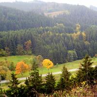 Der Blick ins Tal © VDN / Margaita Baaser