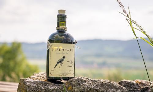 Dry Gin 7b Fieldfare – Diemel Dry Gin: der erste regionale Gin Nordhessens