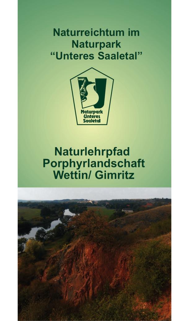 Erlebnistipp Flyer zum Naturlehrpfadb 620x1034 Naturlehrpfad Porphyrlandschaft Wettin/ Gimritz