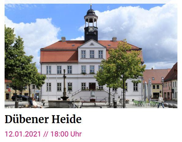 Erzählsalon Dübener Heide 2 Neue Youtube Reihe: Digitale Erzählsalons
