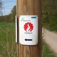 Feuerroute © Naturpark Rheinland