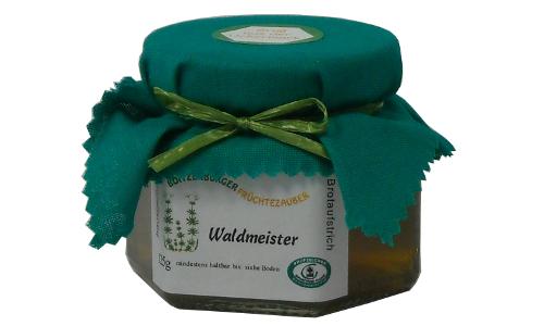 """Boitzenburger Früchtezauber """"Waldmeister"""""""