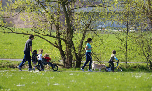 "Frhjahrs Spaziergang 1 Beitrag ""Osterspaziergang"" – Ausflugsklassiker in Naturparken"