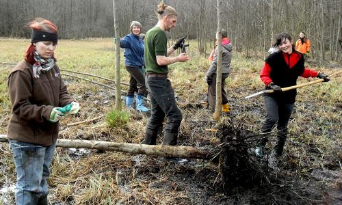 Generali Berichte d NRP Barnim 2012 3 HerzensSache Natur – Freiwilligenengagement in Naturparken