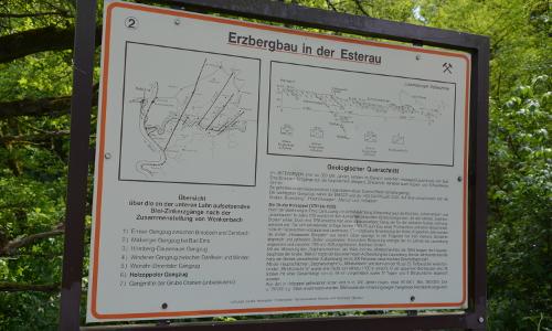 Geologischer Lehrpfad bei Dörnberg Stefan Eschenauerb Naturpark Nassau
