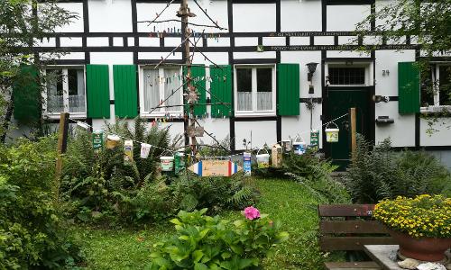 """Gruiten Dorf 2b """"Tradition und Moderne – Baukultur in Naturparken"""""""