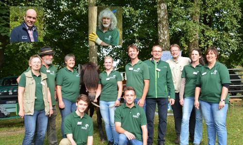 Gruppenbild Webgrößeb Naturpark Solling Vogler im Weserbergland