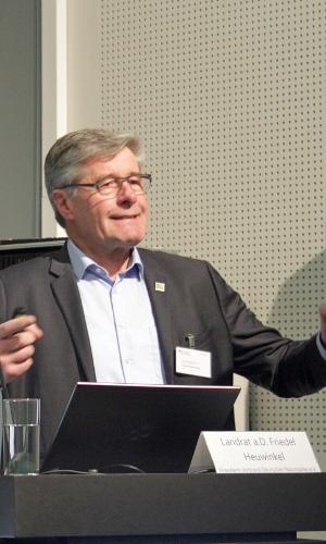 Heuwinkel Mittelgebirgsstrategie1b VDN auf der Grünen Woche 2019