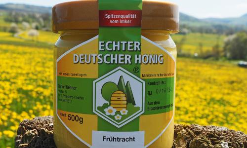 Honig Günter Wehner B Honig aus der Rhön
