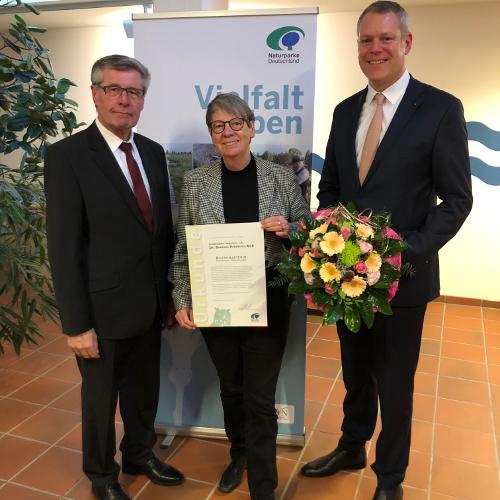 "IMG 3113 neu Beitrag VDN ""Dr. Barbara Hendricks wird Botschafterin"""