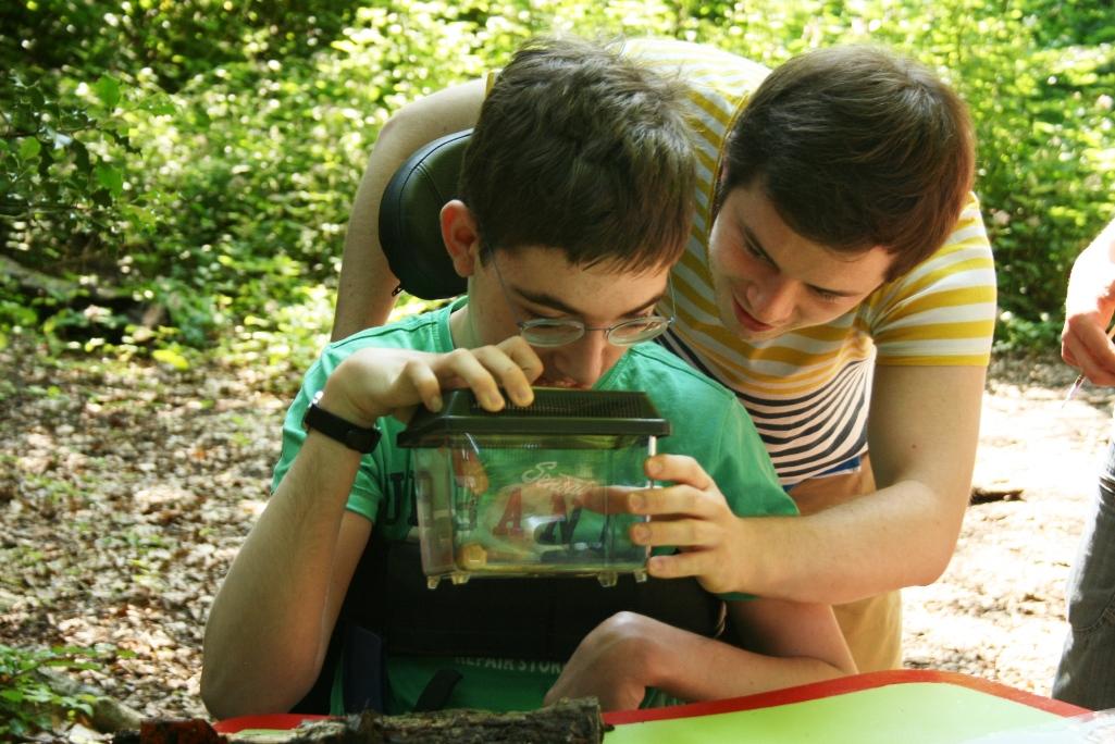 """IMG 9671 """"Das mobile Waldlabor"""" – Naturerlebnis auf vier Rädern"""