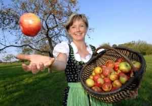 Jana Reichel, Naturpark-Botschafterin im Naturpark Niederlausitzer Heidelandschaft
