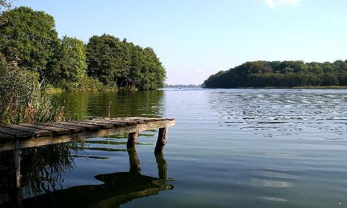Keezer See beitrag Land der Fischer und Durchbruchstäler   Naturpark Sternberger Seenland