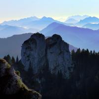 Klettergebiet Ettaler Manndl © Thomas Bichler