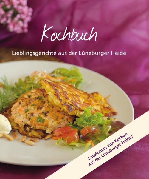 Kochbuch Lüneburger Heide GmbH Buchweizentorte aus dem Naturpark Lüneburger Heide