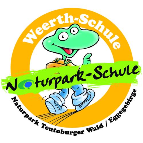 """LASSE SCHULE vektor """"Natürlich lernen!""""   Naturpark Schule ausgezeichnet"""