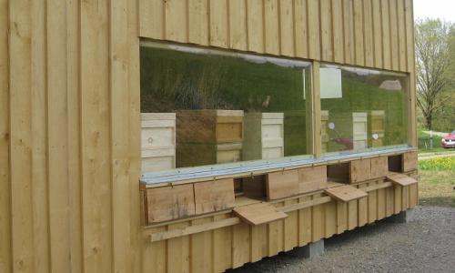 Langenneufnach StreuobstwegLehrbienenstandFotoReALWest B Willkommen auf dem Streuobstweg in Langenneufnach