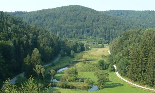 Lauterachtal neubeitrag Naturpark Hirschwald   Das grüne Herz der Oberpfalz