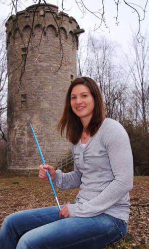 Linda Stahl  Naturpark Botschafter –  Engagement für die Region