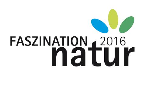 """Logo Faszination Natur Beitrag """"Faszination Natur""""   Naturerlebnisangebote in Naturparken"""