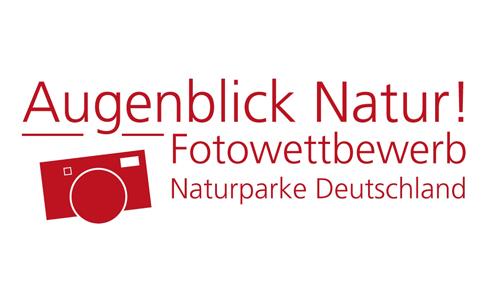 """Logo Fotowettbewerb 500x300px Fotowettbewerb """"Augenblick Natur!"""" 2021 startet"""